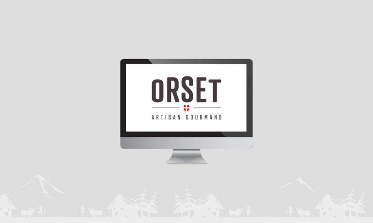 Orset – Site internet